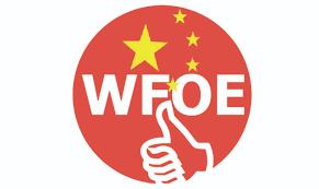 China WFOE formation